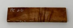 "Hawaiian Koa Board Curly 5/16"" thick #PC-20"