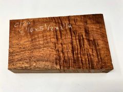 Hawaiian Koa Board Curly 4/4 #C-120