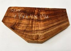 Hawaiian Koa Board Curly 4/4 #C-124