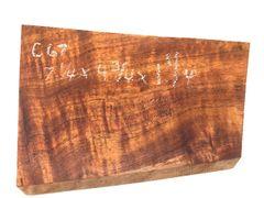 Hawaiian Koa Board Curly 5/4 #C-67