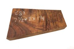 Hawaiian Koa Board Curly 5/4 #C-87