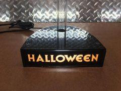 Halloween Film Based Lighted Display Stand
