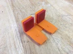 Hot Wheels End Stop Bumpers