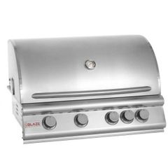 Blaze BLZ-4-LP 32 Inch 4-Burner Built-in Propane Gas Grill