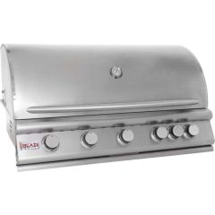 Blaze BLZ-5-NG 40 Inch 5-Burner Built-in Natural Gas Grill