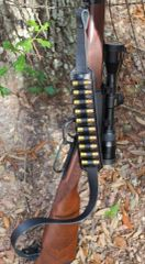 Rifle Sling Ammo Carrier