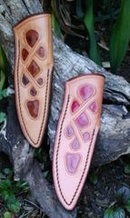 Custom Leather Knife Sheaths