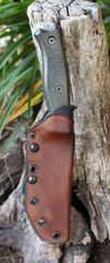 CPK Kydex/Leather Sheath for Field Knife Model