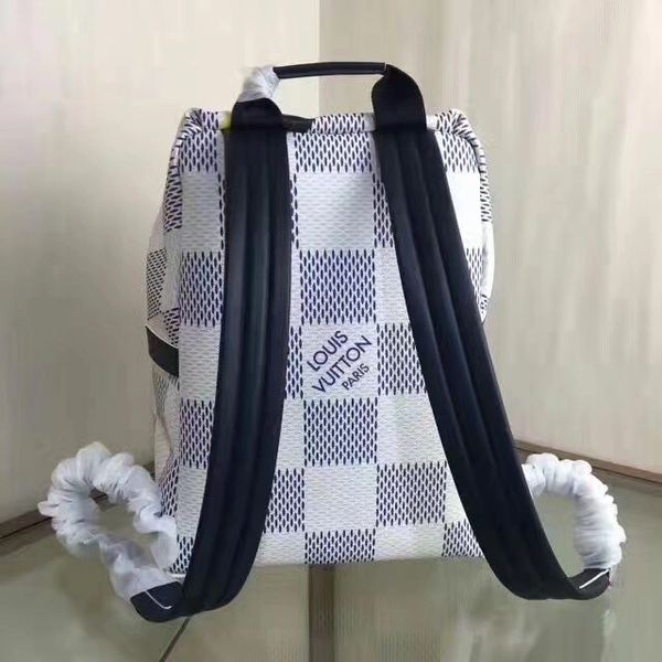 db97f4d055fb Louis Vuitton Apollo Damier White LV Cup Backpack