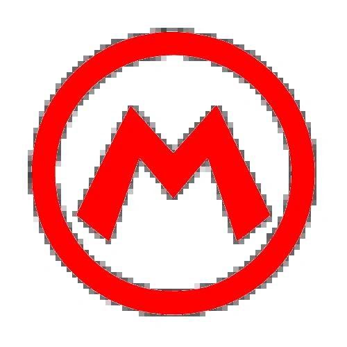 Mario Logo (Mario Kart)