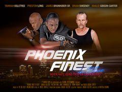 PHOENIX FINEST IN BLUE DVD & BATTERED BUT NOT BROKEN