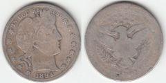 1894O BARBER HALF DOLLAR