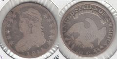1811 BUST HALF DOLLAR NICE EARLY DATE