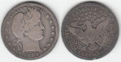 NICE VG 1904O BARBER QUARTER