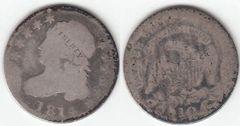 1814 BUST DIME
