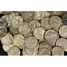 ROLL OF (40) DATELESS BUFFALO NICKELS