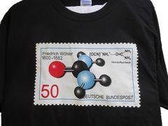 Wohler's Urea Synthesis T-Shirt (Black)