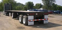 Houston, TX - Toronto, ON (LTL - 20 feet of deck space on flatbed trailer)