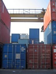 Thornhill, ON - 40' Import Container Drayage Service