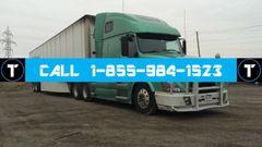 Toronto, ON - Salinas, CA (LTL 4 skids Dry Freight)