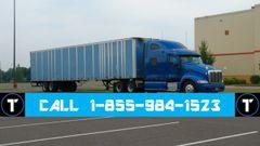Toronto, ON - Los Angeles, CA (LTL 3 Pallets Dry Freight)