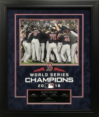 Boston Red Sox 2018 World Series Champions