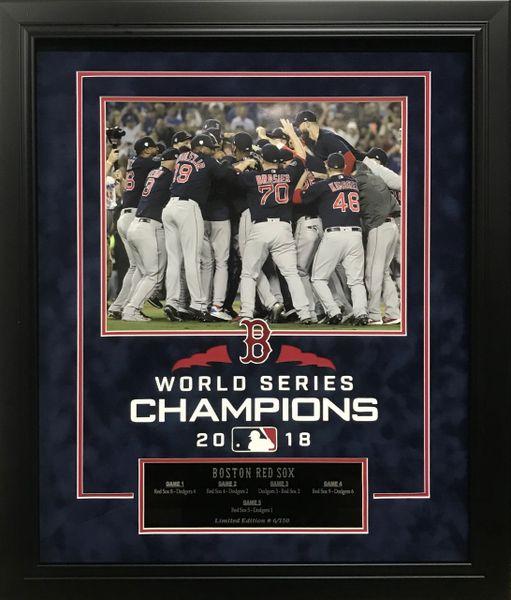 Boston Red Sox 2018 World Series Champions