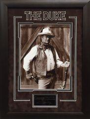 "John Wayne ""The Duke"" Framed Photo"