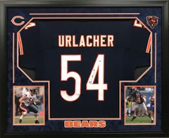 Brian Urlacher Chicago Bears Signed Jersey SOLD!