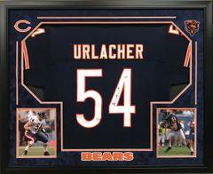 Brian Urlacher Chicago Bears Signed Jersey