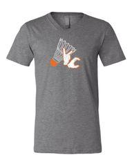 V-Neck Shuttlecock KC ASL