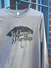 In Omina Paratus Gilmore Girls Long Sleeve Tee