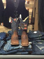 Roper CCS men's western boots