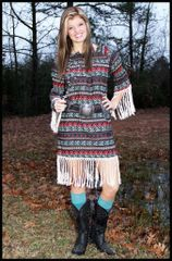 Allie Aztec Dress