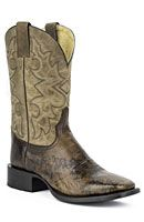 Mens Stetson Boot 1002