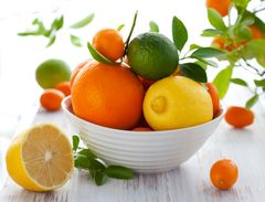 Citrus Sampling Selection