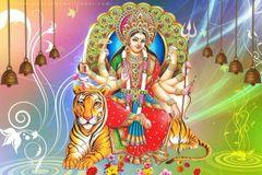 Durga Devi's Dance