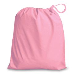 Drawstring Bags in Polycotton 6cm x 9cm Rose Pink, matching fabric drawstring closure, 46 colours plus 9 sizes, FREE UK POSTAGE on orders over £5.00