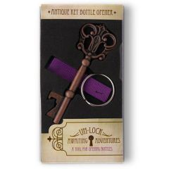 Antique Key Bottle Opener Wedding Favour