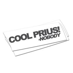 Cool Prius -nobody Sticker