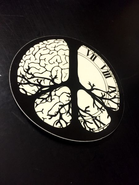 "3"" round custom printed vinyl stickers great for indoor/outdoor qty 100-5000"