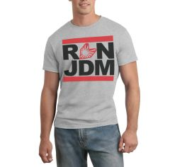 Run JDM mens t-shirt