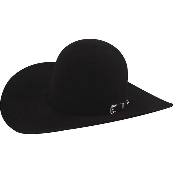 AMERICAN HAT COMPANY 10X OPEN CROWN HAT