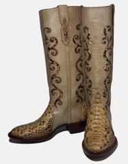 GALLEGOS BOOT IN PYTHON AND GOAT