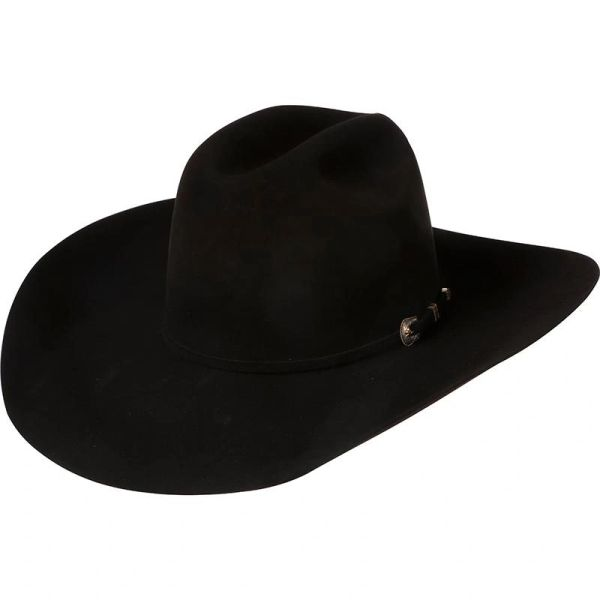 AMERICAN HAT COMPANY 500X FELT OPEN CROWN HAT
