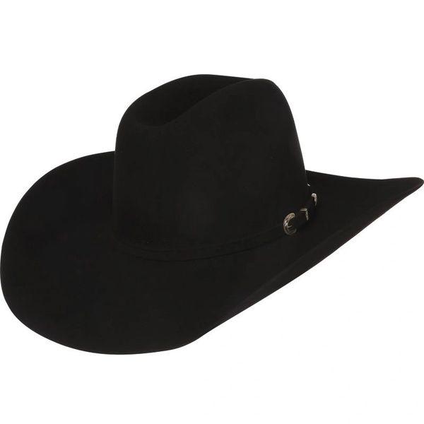 AMERICAN HAT COMPANY 7X OPEN CROWN HAT