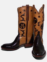 GALLEGOS GATOR AND RANCHORSE PREMIERE INLAY
