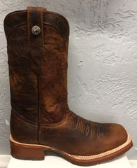 Mad Dog Honey Rubber Sole All Leather Men's Western Boot. TM201886