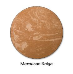 Volcanic Mineral Baked Powder - MOROCCAN BEIGE