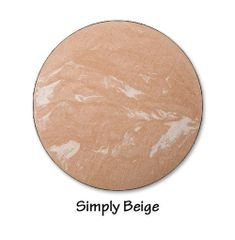 Volcanic Mineral Baked Powder - SIMPLY BEIGE